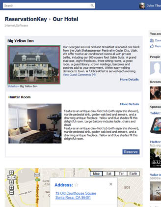 how to add services tab to facebook business page